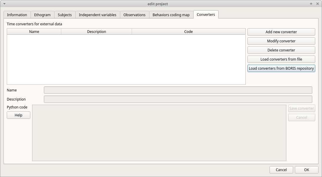behavioral observation research interactive software boris user rh boris readthedocs io Example User Guide User Guide Icon